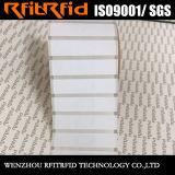 安全な支払のための安い価格のインクジェット印刷できる13.56MHz盗難防止RFID NFC札