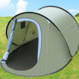 Acampamento caminhando a barraca de abrigo fácil imediata automática da dobra da barraca para trás