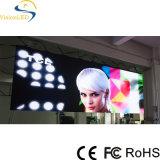 Schermo esterno pieno di colore SMD P8 LED per il supermercato