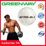Pó químico farmacêutico Andarine S4 de Growther Sarms do músculo para suplementos ao Bodybuilding