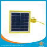 marque légère campante solaire de Yingli du seul modèle 3With6V