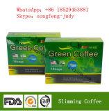 効果的にボディを細くする減量のための細い緑のコーヒー、