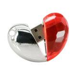 最もよい結婚祝いの宝石類の中心携帯用USB駆動機構のフラッシュ棒