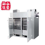 Ct-c-I de Elektrische het Verwarmen Industriële Doorgevende Drogende Machine van de Hete Lucht