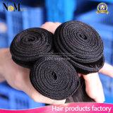 가득 차있는 표피 화학제품 자유로운 도매 사람의 모발 끈 (QB-MVRH-BW)