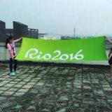 Produttore solvibile della bandiera di stampa di Eco Digital