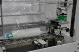 Stampatrice multicolore di colore della superficie curva sei con imballaggio automatico