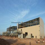 Edificios prefabricados del acero estructural con Niza diseño
