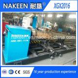 Nakeen中国の5つの軸線CNCの鋼管血しょうカッター