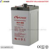 Batteria al piombo profonda del ciclo 2V3000ah per memoria di potere