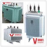 Transformateur du courant électrique 10kv/transformateur amorphe d'alliage