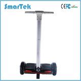 Scooter de équilibrage d'Individu-Scooter de roue de Smartek 2 Patinete Electrico avec la poignée de commande S-011 8inch