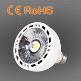 150W 할로겐 램프 UL 에너지 별 세륨 RoHS의 35W E27 PAR30 보충은 승인했다