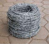 PVC塗られるか、または電気電流を通された有刺鉄線