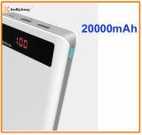 Крен силы заряжателя батареи 20000mAh портативный Moble полимера большой емкости
