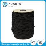 Corde tressée de polyester élastique pour le noeud chinois