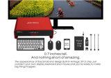 Pendoo T95u ROM-intelligenter Fernsehapparat-Kasten Kodi installiertes 2.4G WiFi + 5g WiFi S912 DES PROAndroid6.0 2GB RAM-16GB