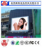 Visualización de pantalla a todo color al aire libre del módulo de P10 LED