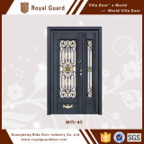 Puerta modificada para requisitos particulares única de la mama y del hijo de la puerta del jardín de la puerta del diseño de la última puerta del diseño