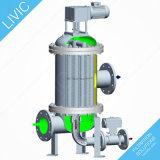 De Automatische Backflushing Filter Ss304 van het roestvrij staal