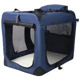 Bolso portable suave del recorrido del animal doméstico del portador lavable plegable del animal doméstico