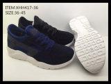 O esporte o mais atrasado da injeção do projeto calç as sapatas Running das sapatas do conforto (XHH417-36)
