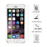 Accesorios del teléfono transparente de vidrio templado protector de pantalla para iPhone 7