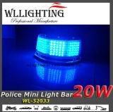 240 LED 경찰 소형 표시등 막대의 둘레에