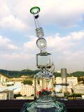 Neues Wasser-Rohr des Entwurf2016 hb-König-Glass mit Quarz-Nägeln