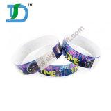 Braccialetti poco costosi di carta di Tyvek dei Wristbands impermeabili