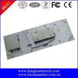 Teclado industrial del metal del contraluz de IP65 LED con el Trackball
