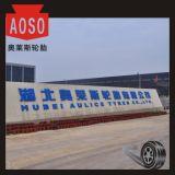 Aulice todo el neumático radial de acero del omnibus de China