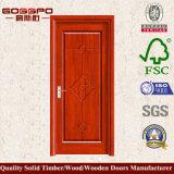 シンプルな設計MDFのボードのドア(GSP8-017)
