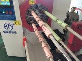 4つの管テープコイルの打抜き機