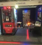 80V intorno all'indicatore luminoso d'avvertimento di zona del carrello elevatore rosso di zona pericolosa LED