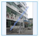 Salvo CE aprobado andamios de aluminio para la decoración