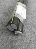 Cable de gota de aluminio del servicio de Harvard 1/0AWG