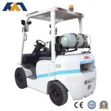 China 2 tot 4 de Motor van de Vorkheftruck LPG/Gasoline van de Ton