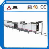 Máquina de estratificação do laminador térmico quente automático