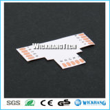 Pin зажима 5 переходники угла угла разъема RGBW провода прокладки СИД 5050