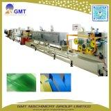 Girar o animal de estimação plástico chave PP que embala a extrusora das cintas que faz a máquina