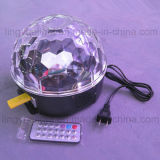 6X3w / 3X3w Stage DJ LED Magic Ball Light