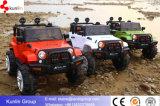 Carros de controle remoto do jipe do brinquedo das crianças de Drivable com dois assentos