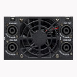 Amplificador de potencia audio profesional del canal SMPS del OEM 4 de China (DTA4.8)