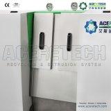 Reciclar la línea plástica de los gránulos del HDPE
