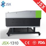 Jsx-1310 Nichtmetall Meterials, das CO2 Laser-Stich-Ausschnitt-Maschine schnitzt