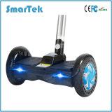 Smartek, das elektrischer Roller-Zweiradroller Patinete Electrico faltbares Hoverboard Mobilitäts-Hilfsmittel S-011 steht