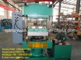 prensa de vulcanización de la placa 100t, tipo vulcanizador de la placa (XLB-600X600) del pilar