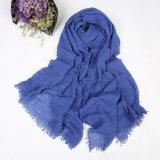 écharpe bon marché de soie des prix d'écharpe molle de voile d'écharpe de Hijab de l'écharpe 100%Viscose