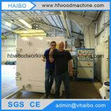 다른 크기 진공 ISO를 가진 목제 건조기 기계